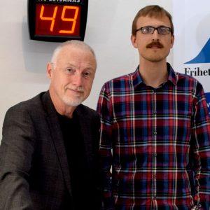 Lars Noväng & John Huntington